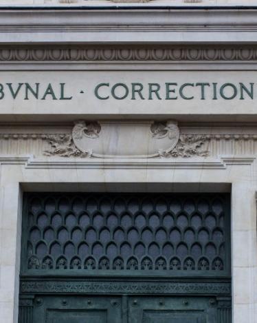 Délit- Tribunal correctionnel